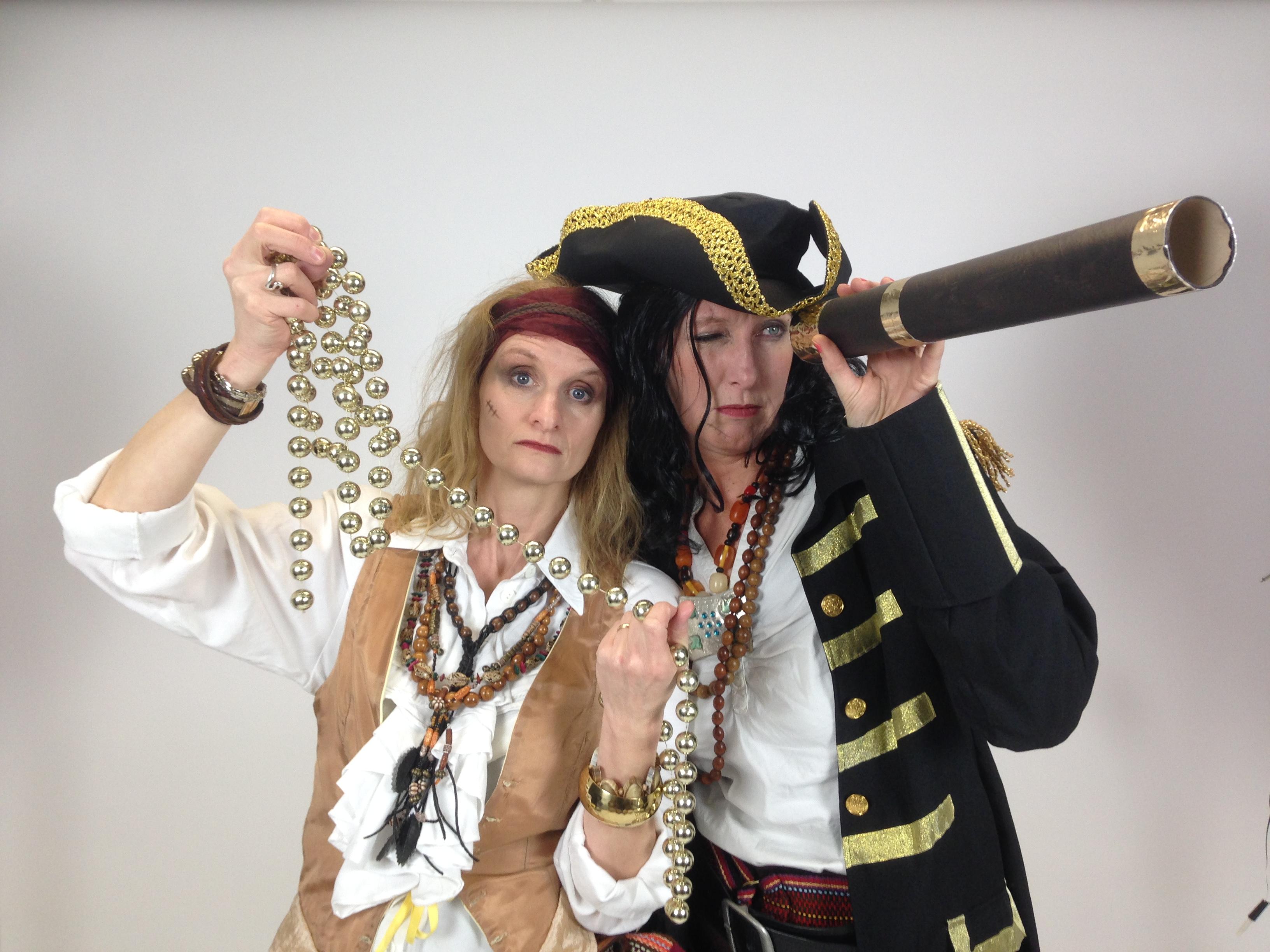 Piraten bij het Waterfestijn Ypenburg