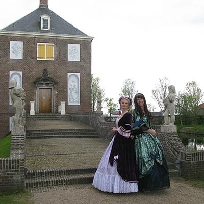 prinsessen bij Hofwijck